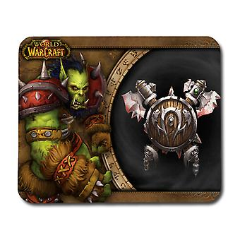 World of Warcraft Orc Mouse Pad