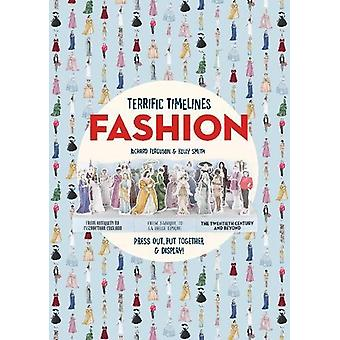 Terrific Timelines - Fashion - Press out - put together and display! by