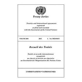 Treaty Series 2884 (Bilingual Edition) by Treaty Series 2884 (Bilingu