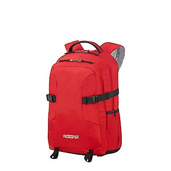 American Tourister Urban Groove Casual Backpack - 24 L - 44 cm - Red (Red)