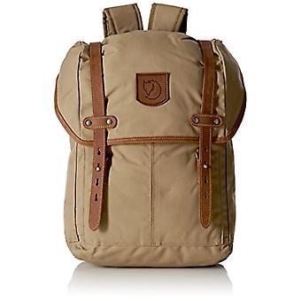 FJALLRAVEN Rucksack No.21 Medium - Adult Unisex Backpacks - Beige (Sand) - 24x36x45 cm (W x H L)