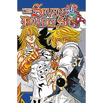 The Seven Deadly Sins 37 by Nakaba Suzuki - 9781632369215 Book