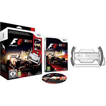 Fórmula 1 - Bundle (Wii) - Como Novo