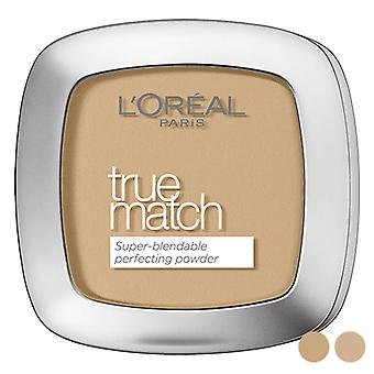 Compact Powders Accord Parfait L'Oreal Make Up (9 g)/3D/3W-golden beige 9 g