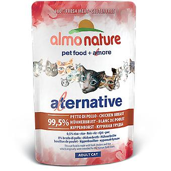 Almo nature Alternavite Pouch Chicken (Cats , Cat Food , Wet Food)