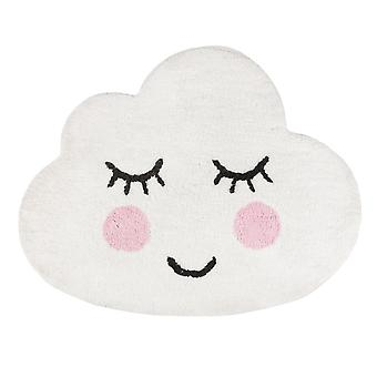 Sweet Dreams Smiling Cloud Rug Childrens Bedroom Nursery