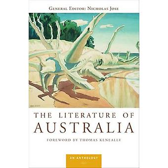 The Literature of Australia - An Anthology by Nicholas Jose - 97803939
