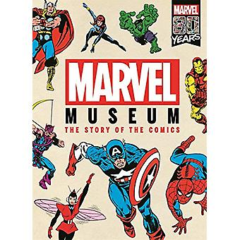 Marvel Museum by Ned Hartley - 9781787415560 Book
