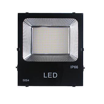 Jandei Siyah LED Projektör 200W 21000 Lümensoğuk Beyaz Işık 6000K Açık, Veranda, Garaj, Gemi