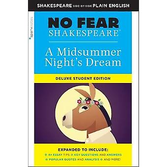 Midsummer Night's Dream - No Fear Shakespeare Deluxe Student Edition b