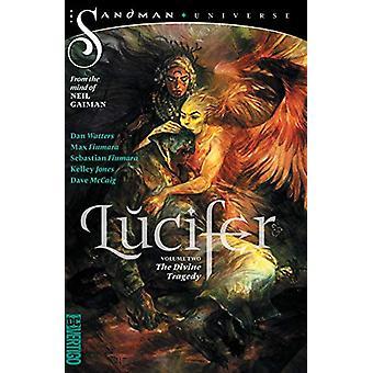 Lucifer Volume 2 by Dan Watters - 9781401295721 Book