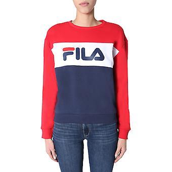 Fila 687043g06 Kvinder's Flerfarvet bomulds sweatshirt
