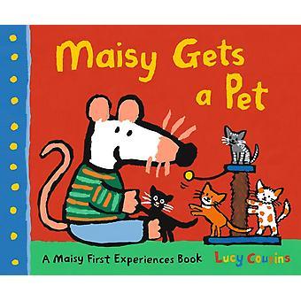 Maisy krijgt een huisdier door Lucy Cousins