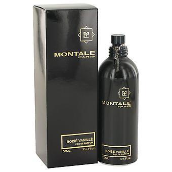 Montale Boise Vanille Eau De Parfum Spray von Montale 3,3 oz Eau De Parfum Spray