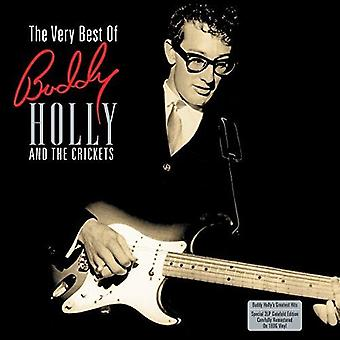 Buddy Holly & Crickets - Very Best of [Vinyl] USA import