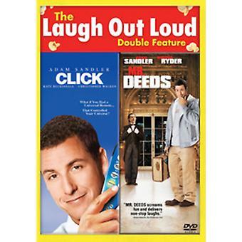 Cliquez (2006) / import USA Mr Deeds [DVD]