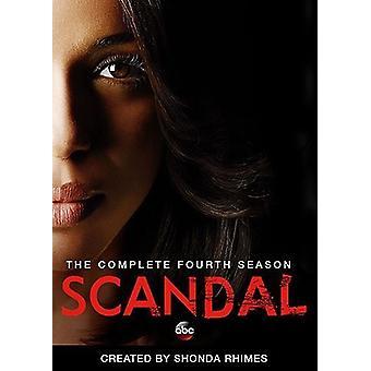 スキャンダル: 完全な第 4 シーズン 【 DVD 】 USA 輸入