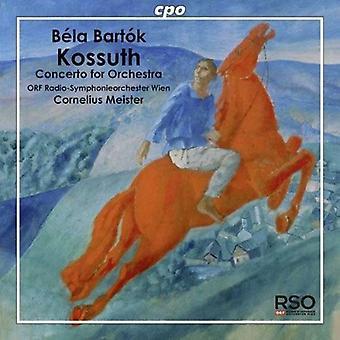 B. Bartok - B L  Bart K: Kossuth [SACD] USA import