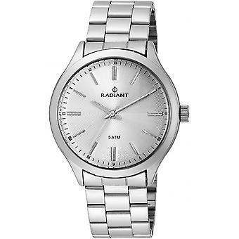 Radiant new cover watch for Women Analog Quartz with stainless steel bracelet RA330208