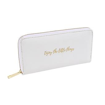 CGB Giftware Willow And Rose Enjoy The Little Things White Wallet/Purse