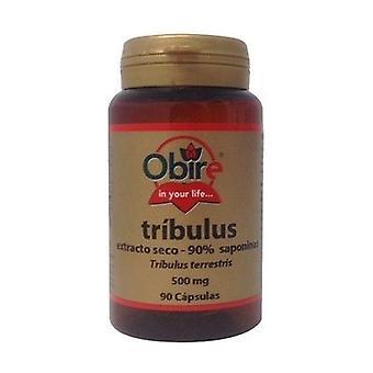 Tribulus (90% saponins) 90 capsules of 500mg