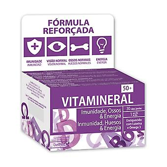 Vitamineral 50+ 30 perles