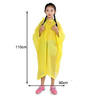 Cartoon Animal Style Waterproof Kids Raincoat - Rain Suit For Student Stylist Raincoat