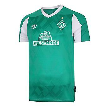 2020-2021 Werder Bremen Home Shirt