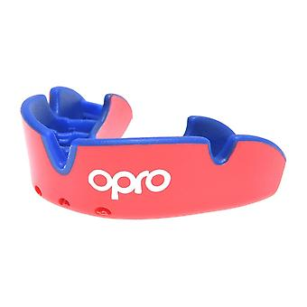 Protector bucal de plata Opro