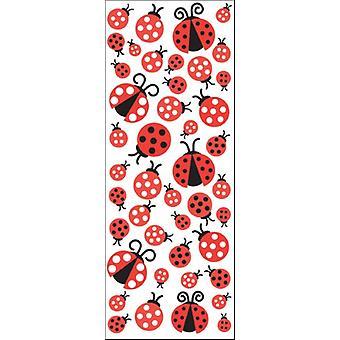 Sticko Stickers - Puffy Ladybugs