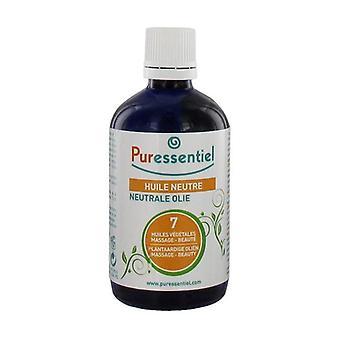 Oil for mixtures 7 Vegetable Oils 100 ml of oil