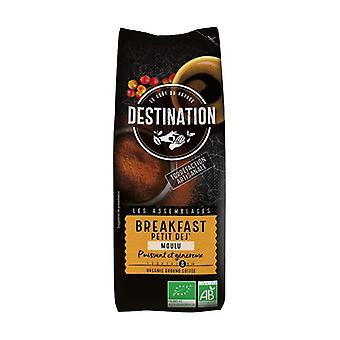 Biologische gemalen koffie voor ontbijt 250 g