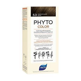 Phytocolor 5,3 Golden Light Brown 1 enhet
