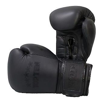 Gants de boxe Top Ten Black Edition