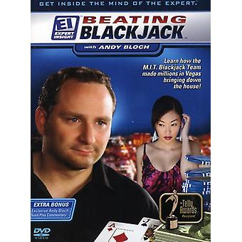 Beating Blackjack with Andy Bloch [DVD] USA import
