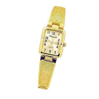Art deco filigree ladies watch silver or gold for woman