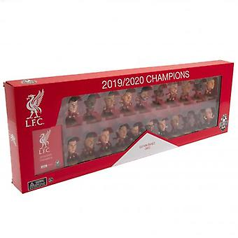 Liverpool SoccerStarz League Champions 21 Spieler Team Pack