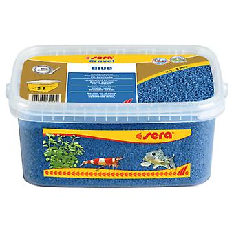 Sera Arena Gravel Blue 2-3mm (Fish , Decoration , Gravel & sand)