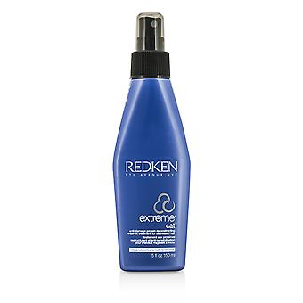 Extreme cat anti damage protein reconstructing rinse off treatment (for distressed hair) 193975 150ml/5oz