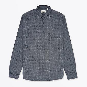 Oliver Spencer - Brook - Check Shirt - Bleu