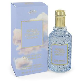 4711 Acqua colonia ren bris av himalaya eau de cologne intensiv spray (unisex) av 4711 552427 50 ml