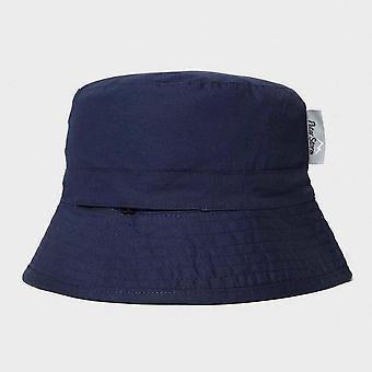 Peter Storm Kids' Reversible Bucket Hat Blue