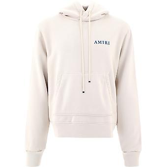 Amiri W0m02537tealabaster Men's Beige Cotton Sweatshirt