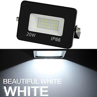 100w 50w 30w 20w 10w Ultra Thin Led Flood Light Spotlight For Outdoor