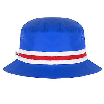 fan originals Bucket Hat - Blue White Red Rangers Colours