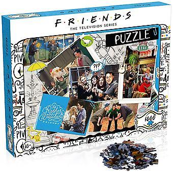 フレンズパズルスクラップブック1000ピースパズル - 子供のおもちゃ