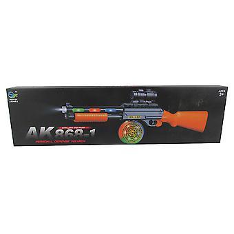 AK-868-1 Kivääri valoilla ja äänillä
