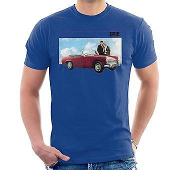 Austin Healey Sprite Mark IV ihaili pari brittiläistä motorista perintöä Men's T-paita