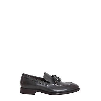 Henderson 57407vitmonetverde Men's Green Leather Loafers