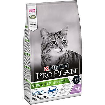 Pro Plan Pro Plan Sterilised Adult 7+ (Cats , Cat Food , Dry Food)